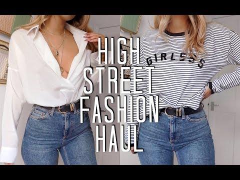 High Street Fashion Haul - Topshop & Missguided | Fashion Influx
