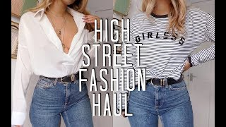 High Street Fashion Haul - Topshop & Missguided | Fashion Influx thumbnail