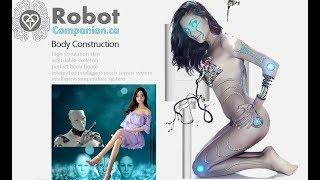AI Sex Robots 2018 Models