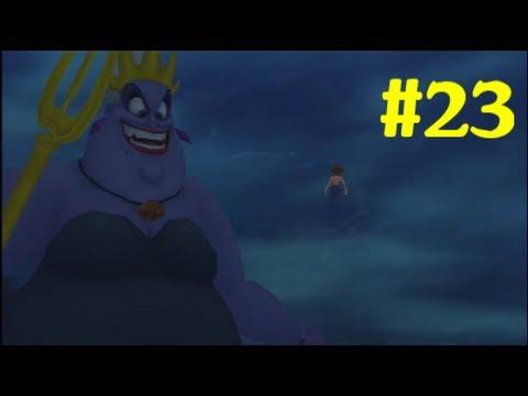 Kingdom Hearts HD 1.5 Final Mix Gameplay Walkthrough - Part 23: