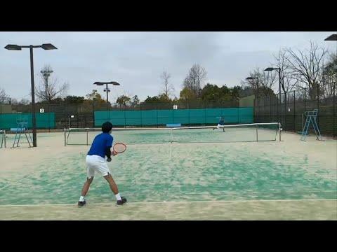 体育会 硬式庭球部の新歓PVが公開されています!