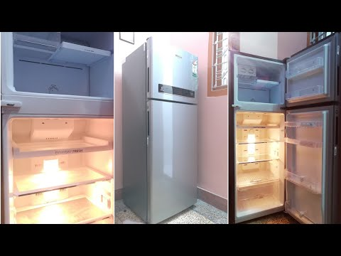 Best budget fridge for small family / Whirlpool double door 265 ltr refrigerator review