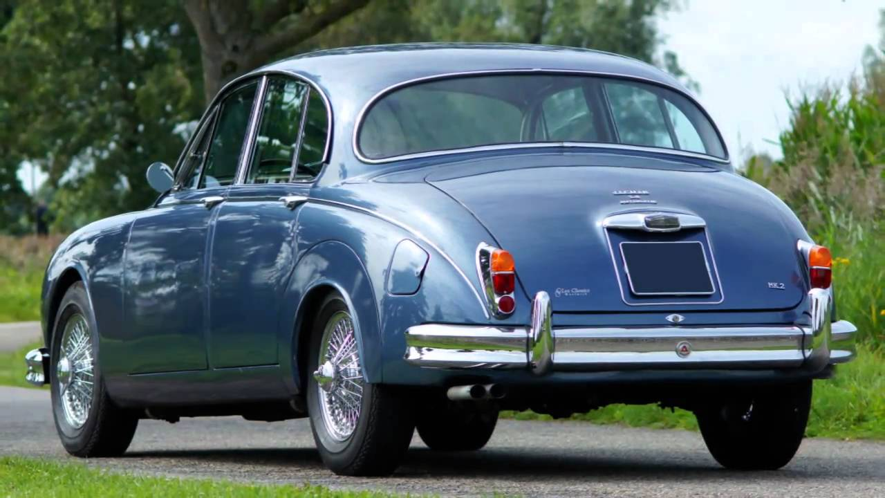 1961 jaguar mk ii 3 8 litre automatic for sale a vendre verkauf te koop youtube. Black Bedroom Furniture Sets. Home Design Ideas