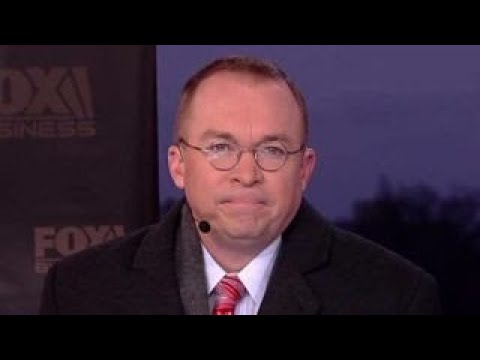 Mick Mulvaney 'hoping' to balance the budget within 10 years