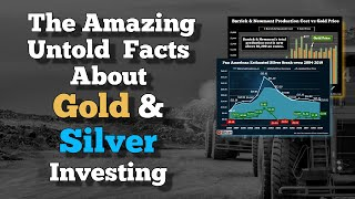 Gold & Silver Investing:  The Amazing Untold Facts