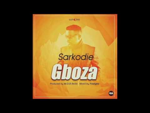 Sarkodie - Gboza (Audio Slide)