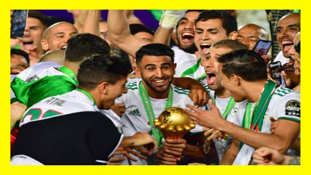 وثائقي Bein Sport عن فوز الجزائر بكأس افريقيا كامل HD