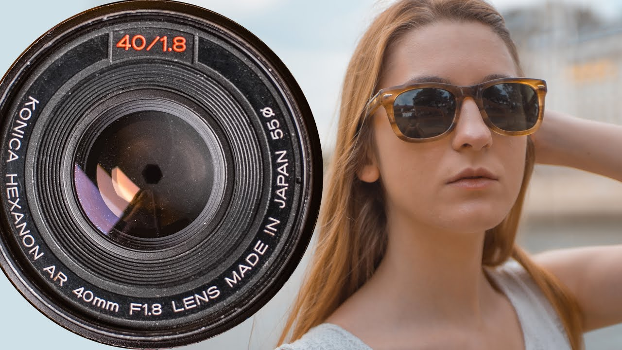 This vintage lens produces cinematic videos and stills, and you can