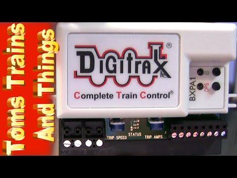 Digitrax BXPA1 -