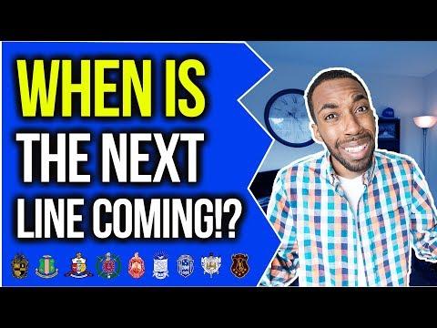WHEN IS THE NEXT LINE!? | NPHC ADVICE | COREY JONES