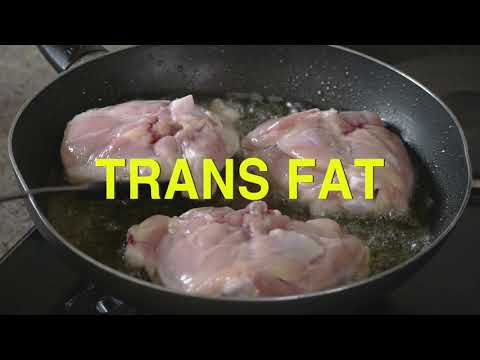 Heart Attack Rewind: WHO raises awareness of the dangers of trans fat