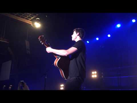Shawn Mendes- Aftertaste ( without the mic!) - June 9 2015