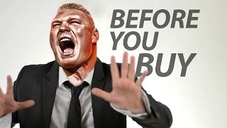 WWE 2K17 - Before You Buy (Video Game Video Review)