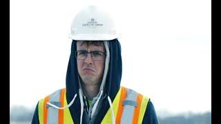 Winter Construction in Minnesota - Humor