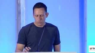 Peter Thiel - 2014 Reaching Out LGBT MBA Conference Keynote