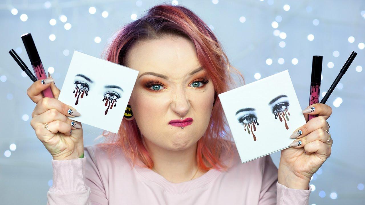 ee9ed4ddae642 ORYGINAŁY KYLIE kontra PODRÓBKI z AliExpress ♡ Red Lipstick Monster ♡ -  YouTube