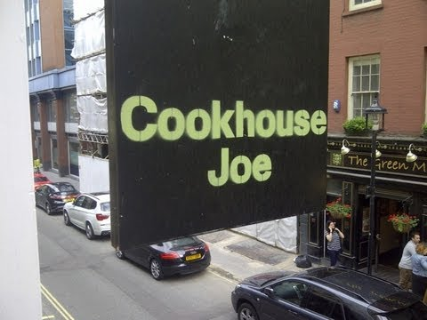 WE VISIT COOKHOUSE JOE LEBANESE INFLUENCED RESTAURANT IN SOH