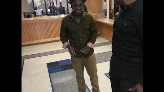 Kodak Black Has bailed out of Jail on $100K Bail. Also Details to his Rape Charges Revealed.