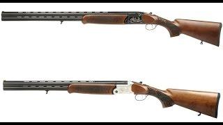 Турецкое гладкоствольное вертикальное ружье HUGLU ХУГЛУ 103DE 20 кал обзор и личное мнение.