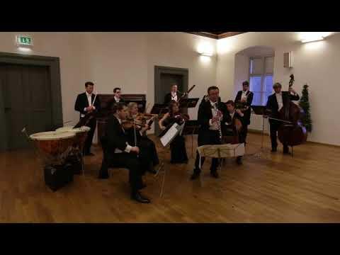 W.A. Mozart  KV 622 1