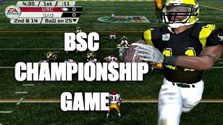 NCAA FOOTBAL 2006 (PS2) #1 SAU VS #2 USC - BCS CHAMPIONSHIP GAME