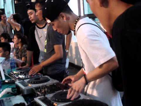 dj Red Ant feel the beat ( sai gon flow 2013)