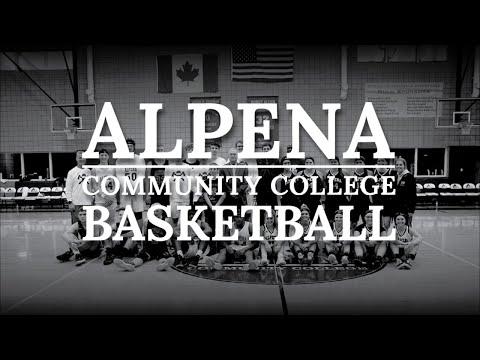 2019-2020 Alpena Community College Basketball