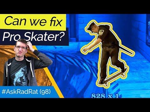 Can the Tony Hawk Series be Fixed? #AskRadRat 98