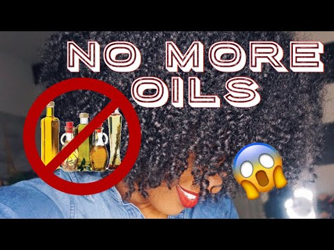 Why i no longer use OILS on my NATURAL HAIR!!!