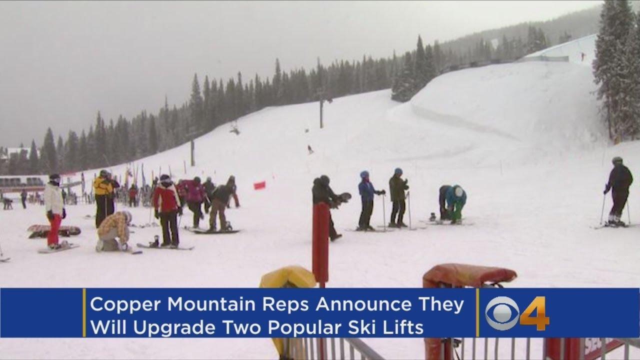 Copper Mountain Announces Big Changes For Next Season