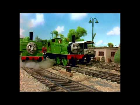 TrackBack - Little Western Tunes - Oliver and a Singing Breakvan