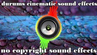 durums cinematic sound effect (no copyright) free download 2021