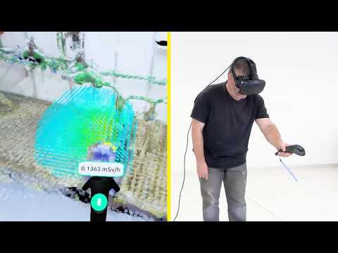 Découvrez MANUELA, l'outil de cartographie radiologique en 3D