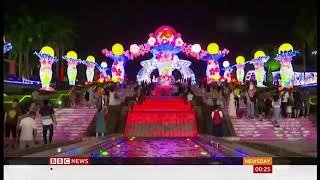 3-Day festival (Asia) - BBC News - 16th September 2019