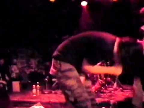 DISCORDANCE AXIS - 5/13/01 @ CBGB's, NYC, NY - LAST SHOW