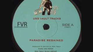 USG Vault Tracks (Ron Trent) - Paradise Regained