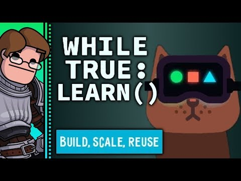 Let's Try While True: Learn() - Machine Learning