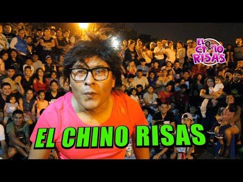El Chino Risas Junto A Cholo Victor Y Shagui Alameda Chabuca 13 De