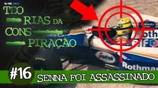  MORTE DE AYRTON SENNA DO BRASIL! ACIDENTE? - TEORIAS DA CONSPIRAÇÃO