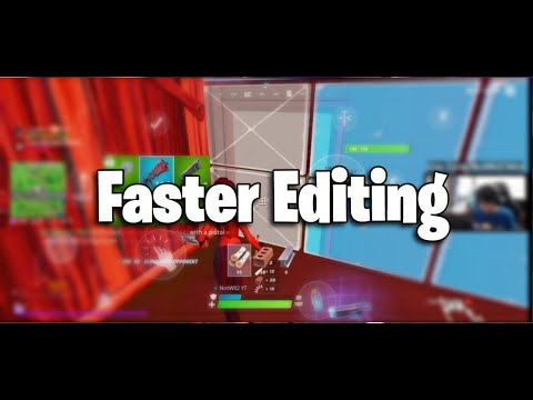 How To Improve Your Editing On Fortnite Mobile - 동영상