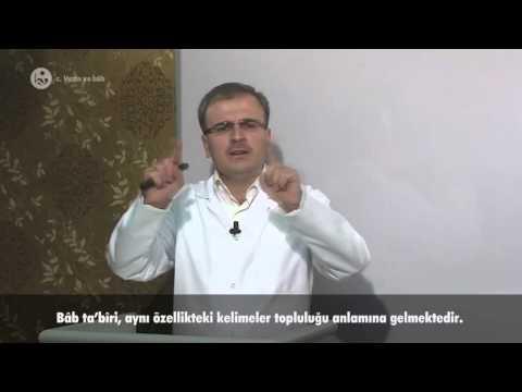 Osmanlıca Dersleri (Arapça ve Farsça Unsurlar) - 02