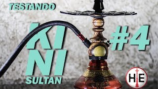 QUE ARGUILE FODA, SULTAN! –Testando #4 – Kini Sultan