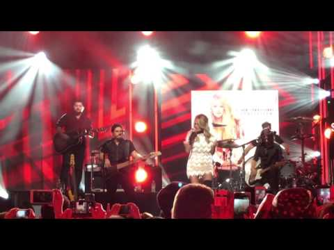 Carrie Underwood (Jimmy Kimmel Live) Renegade Runaway