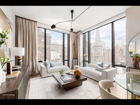277 Fifth Ave Rafael Vinoly $3.115 Million Dollar New York City Condo Apartment Tour #NYCrealestate