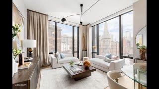 277 Fifth New York City Condo Apartment Tour Rafael Vinoly $3.115 Million Dollars