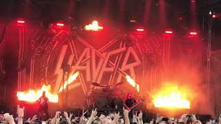 Slayer @ Chicago Open Air 2017 ~Great sound quality!