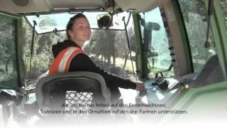 Fendt in Australien: Premium Olivenanbau XXL mit den Kleinen von Fendt