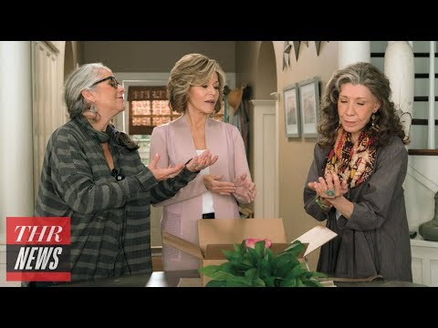 """'Grace and Frankie'Boss on Portraying Older Women as """"Sexual Beings"""" 