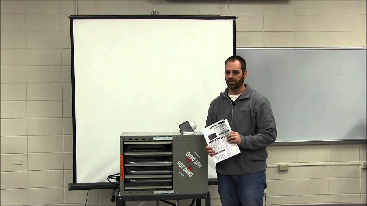 How To Vent A Modine Unit Heater Residentially Category