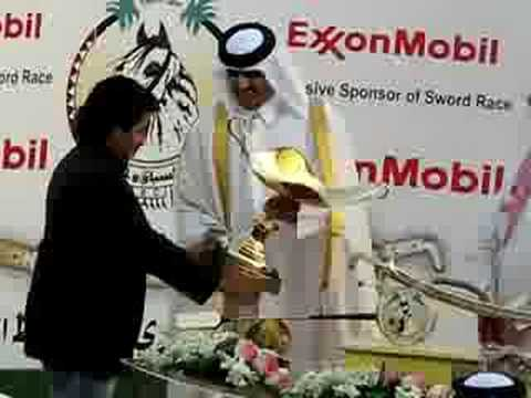 Horse Racing in Doha, Qatar